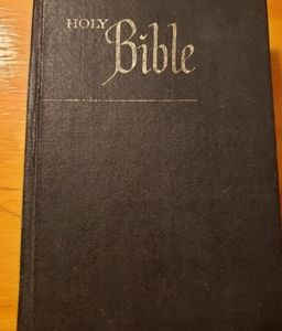 Vintage Holy Bible